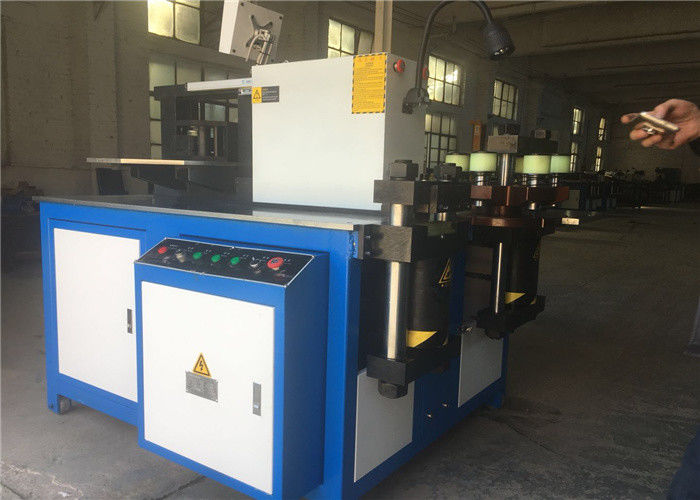 20x260mm Accurate Copper Punching Machine For High And Low Voltage Switchgear