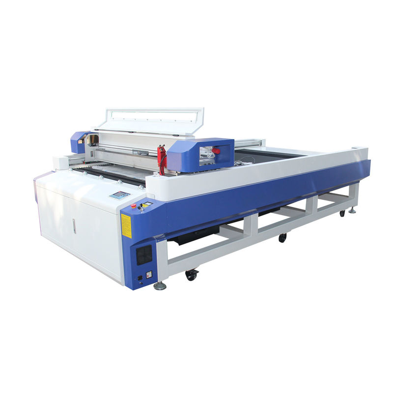 Metal / Wood / Acrylic Laser Cutting Machine With 1300 X 2500mm Working Area