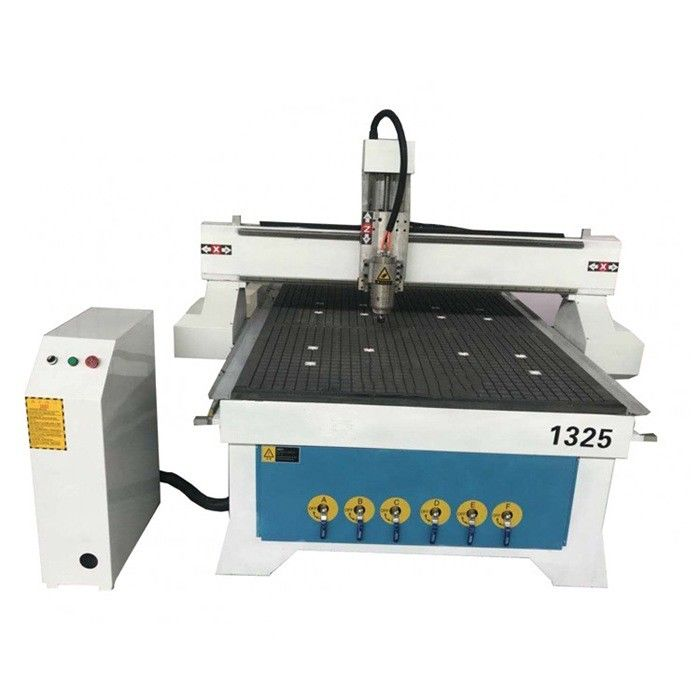 Plate Type Furniture Woodworking CNC Machine S1325 Single Head 4x8 Ft